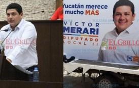 """Merari """"reventó"""" a sus compañeros, con propaganda en la campaña  2018"""
