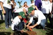 Mauricio Vila inicia la campaña de reforestación 2019: Siembran los primeros tres mil árboles