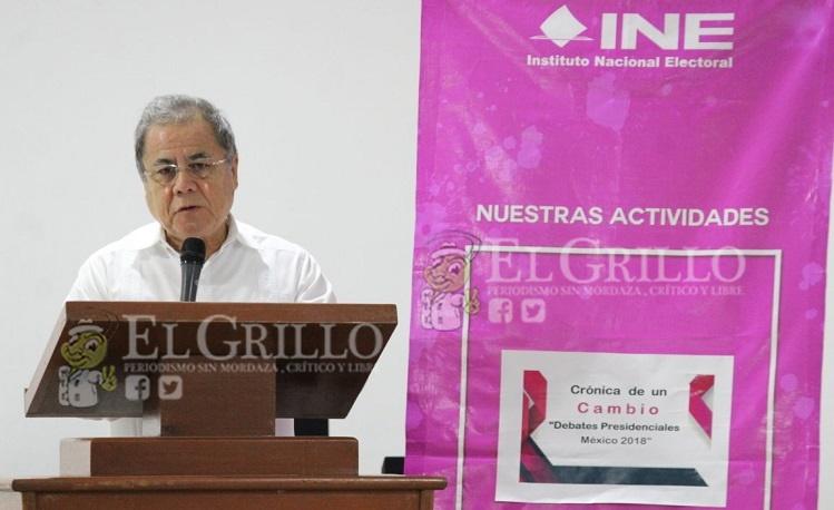 Los debates sirvieron para razonar el voto, dice el INE