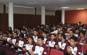 El Gobierno del Estado reconoce a campeones yucatecos del intertecnológicos