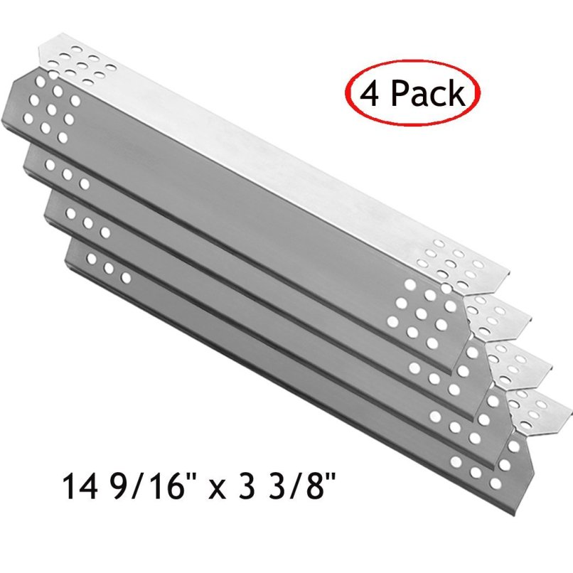 Ks708 Stainless Steel Grill Heat Plate
