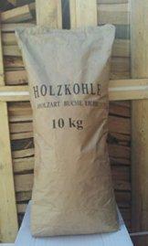 20 kilo mumba Buchengrillkohle Holzkohle Grillkohle Premium -