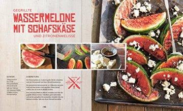 Grillen - Das Buch: Fleisch, Fisch, Gemüse, Süsses, Beilagen, Dips -
