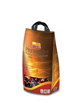 L.A. Garden Grillkohle Premium-Buchenholzkohle 5 kg, 81605 -