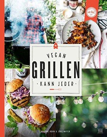 Vegan grillen kann jeder -
