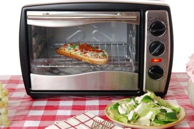 Rotisserie Toaster Oven