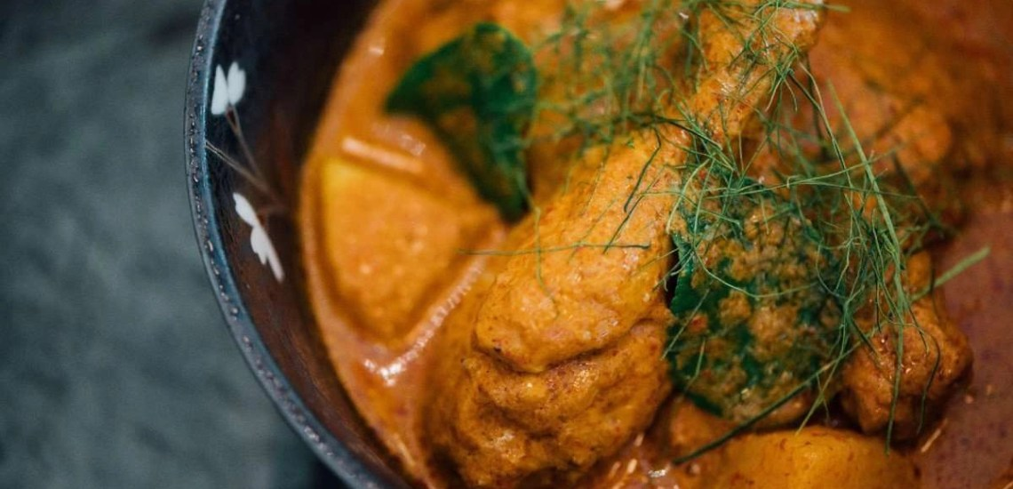 Chicken Pathani