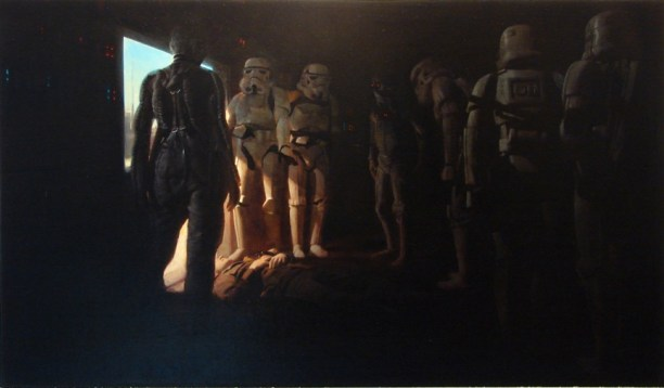 Incident on Mos Eisley