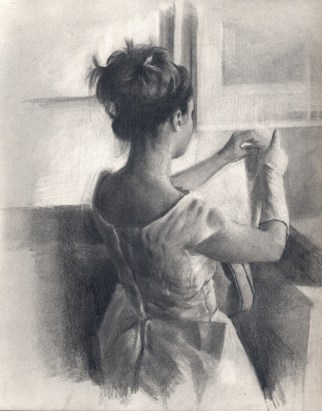 Study for Bridesmaid