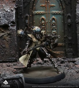 How to Paint: Adeptus Mechanicus - Infiltrator Alpha