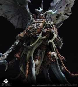 How to Paint: Death Guard - Mortarion Part 1