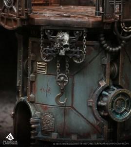 How to Paint: Sector Mechanicus - Ferratonic Furnace