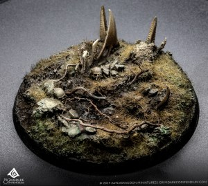 How to Paint: Black Legion - Quarantined Steppe - Basing Guide