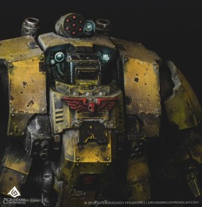 How to Paint: Imperial Fists
