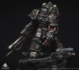 How to Paint: Iron Warriors Part 2 of 2
