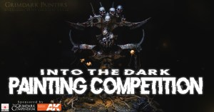 Into the Dark Painting Competition