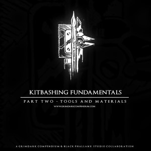 Kitbashing Fundamentals: Tools and Materials