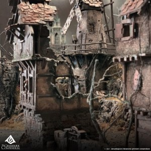 How to Build Dark Fantasy Terrain: Springtide Part 1 of 10 - Foam Construction