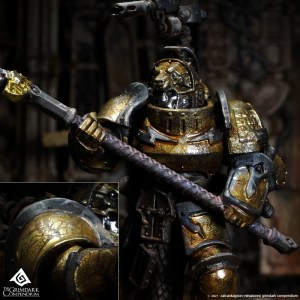 How to Paint: Gold Armor