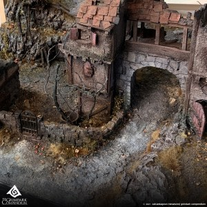 How to Build Dark Fantasy Terrain: Springtide Part 10 of 10 - Conclusion