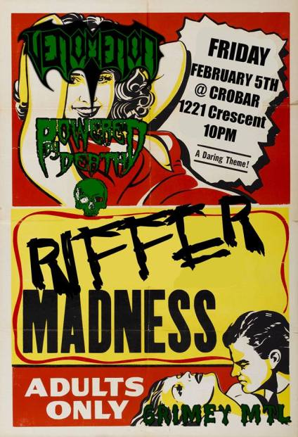 Riffer Madness (Poster 1)
