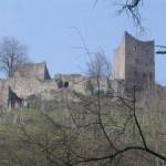 Die Schauenburg in Oberkirch