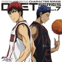 "[translation] ""Kuroko no Basuke"" Duet Series Vol. 7 (Kagami & Aomine)「ULTIMATE ZONE」"