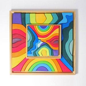 kolorowy