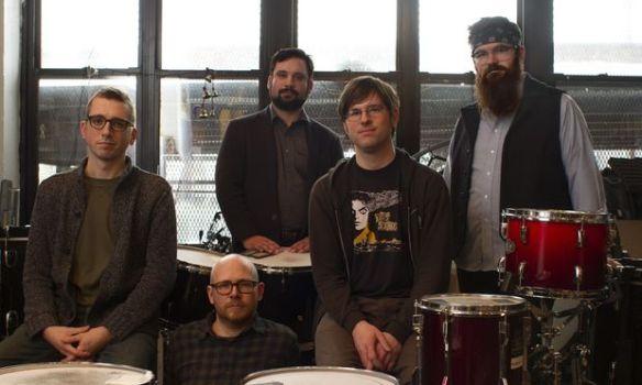 Man Forever and So Percussion (Alex Nathanson) via Q2