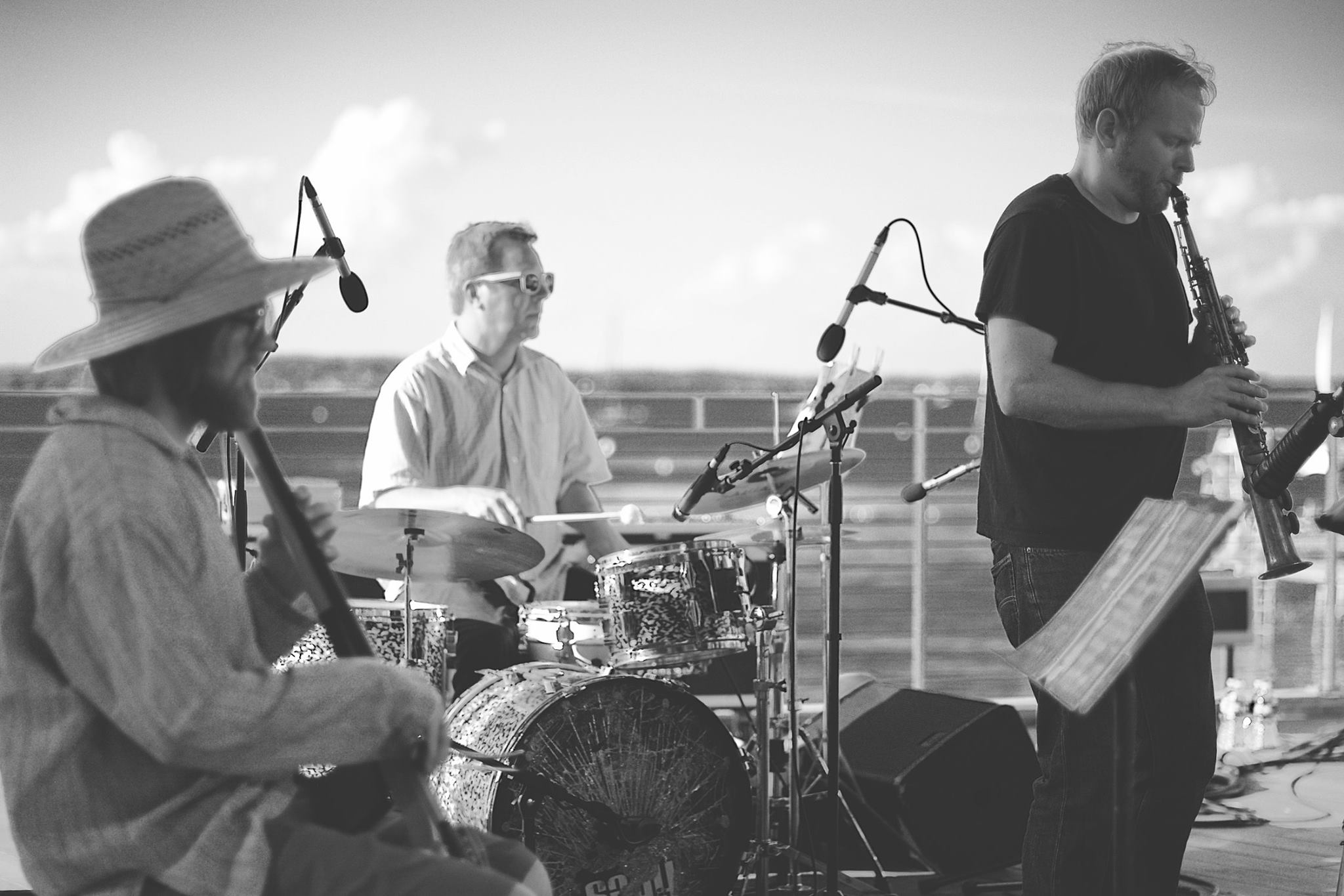 Brennan Connors and Stray Passage at UW Terrace photo by Jeff Alexander