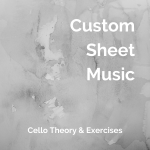 Cello Zone! Sheet Music