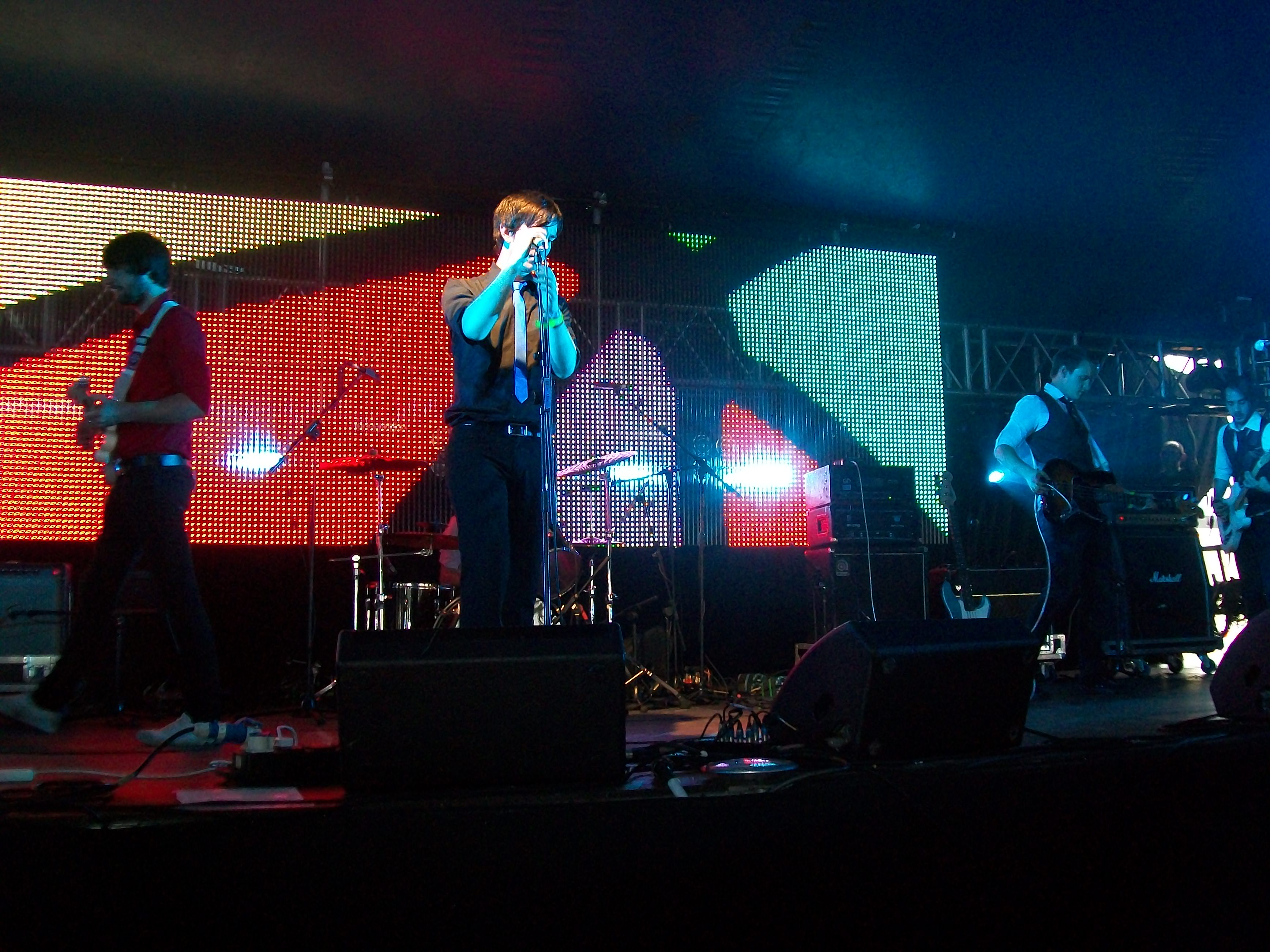 City Stereo (Queens Head Tent)