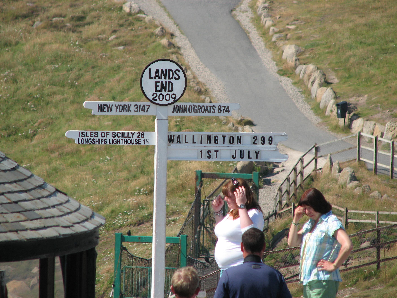 299 Miles to Wallington