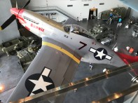 Picture by member DiscoBob P-51 hanging from roof in National WWII Museum. https://www.nationalww2museum.org/