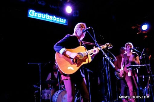 Anna Ternheim at Troubadour - 01