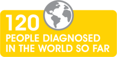 People Diagnosed in the World