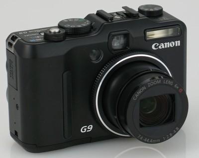 Powershot G9