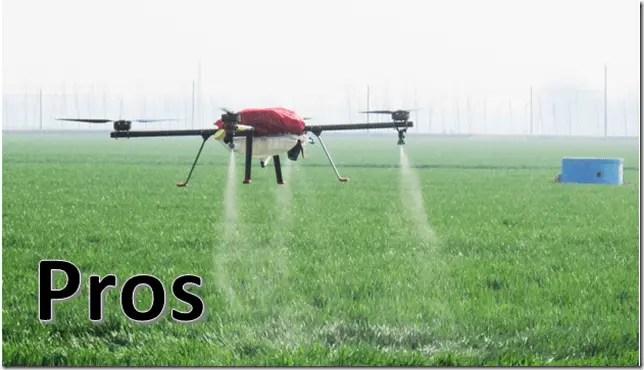 Pros Drones
