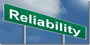 Reliability and redundancy