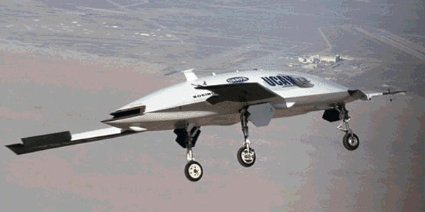 The X 45 UCAV Is One Of Few Drones That Have Been Designed To Be Extremely Dangerous During Covert Military Operations