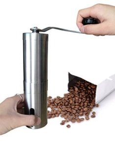 manual coffee bean grinder