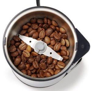 blade coffee bean grinder image