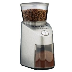 coffee grinders reviews for capresso 565 infinity