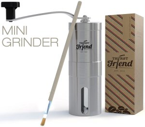 mini manual coffee grinder