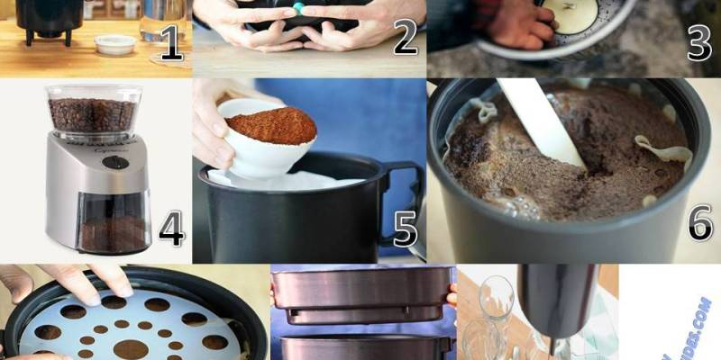 what is cold brew coffee nad making cold brew method