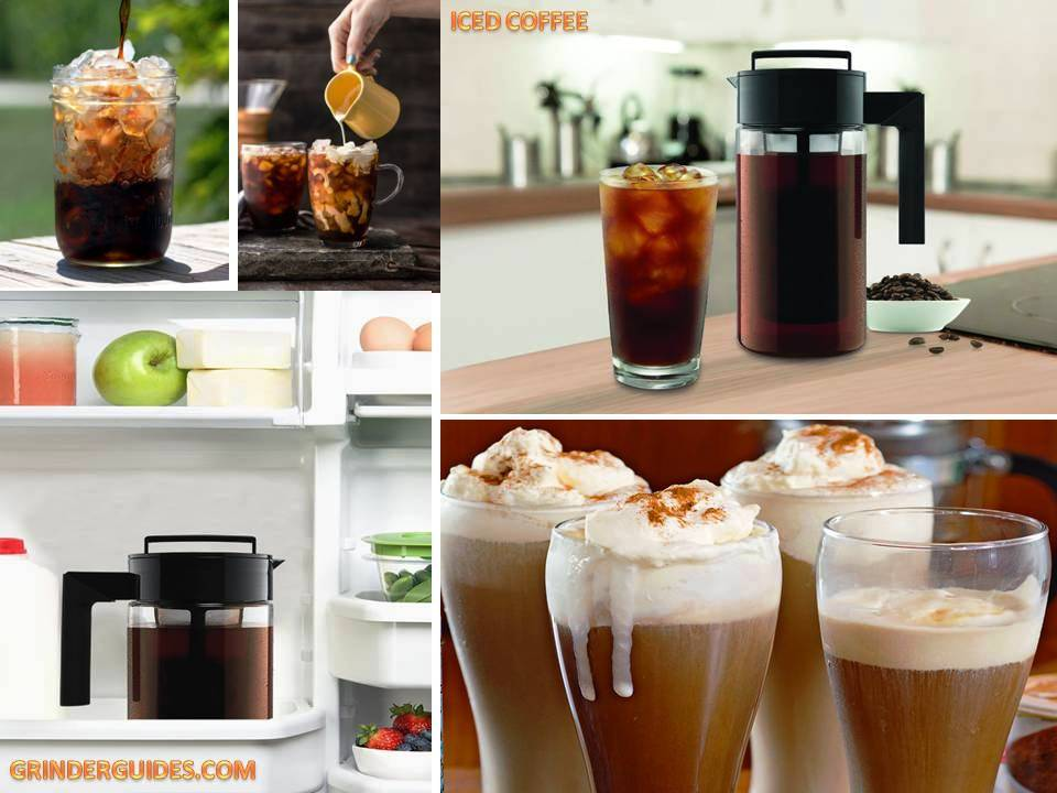 how to pmake iced coffee
