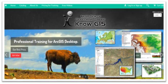 KnowGIS.com: