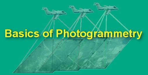 bacis of photogrammetry