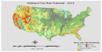 Forest Fire Hazard Zone mapping
