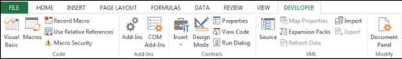 Geocoding using Microsoft Excel 2013 and Google Maps API